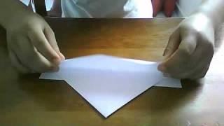 Como fazer um barco de papel