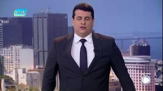 Transição: Balanço Geral Manhã RJ Para RJ no Ar Com Gustavo Marques  na Record TV RIo - HD