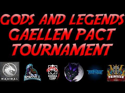 Gods & Legends Gaellen Pact Dragon Tournament I Raid Shadow Legends