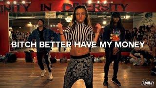 Rihanna - Bitch Better Have My Money - Choreography by Tricia Miranda | @timmilgram @rihanna width=