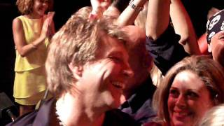 Gloria - Jon Bon Jovi and Friends live in Lisbon at the End-Of-Tour Private Party (July, 30 2011)