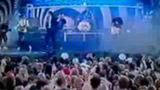 Lostprophets Last Summer on TOTP