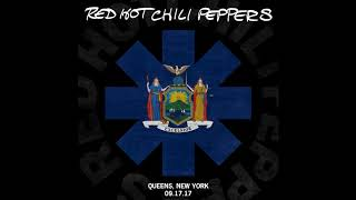 Red Hot Chili Peppers - New song? - New York 2017