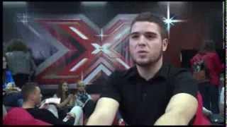Martinijan Kirilovski (Goran Karan - Ostani) audicija - X Factor Adria - Sezona 1