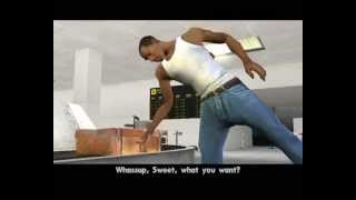 GTA SAN ANDREAS: Cj Rap Official Video Song