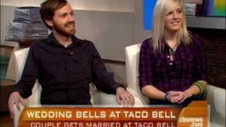 Taco Bell Wedding Bells