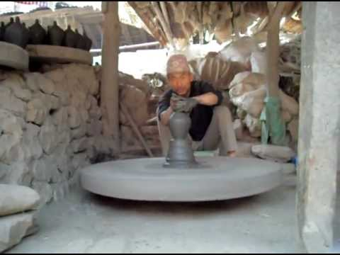 Bhaktapur Pottery
