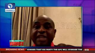I Will Be Sworn In As The Next President Of Nigeria - Moghalu