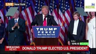 Video Analisi di OGGI - Donald Trump è il nuovo Presidente!