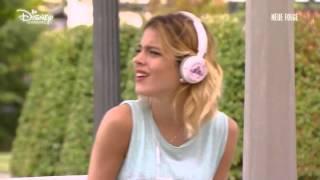 Violetta 3 - Violetta singt Como Quieres und spricht mit Alex (Folge 7)