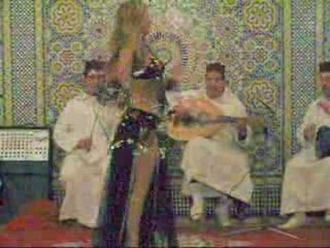 Morocco Maroc, Fès, Belly Dance / danse du ventre