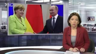 Kanclerz Merkel wspomniała o sytuacji ŚJ w Rosji podczas spotkania z Putinem