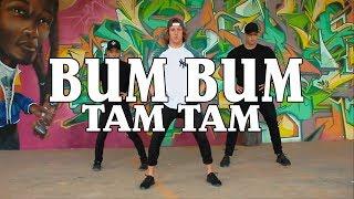 BUM BUM TAM TAM - MC Fioti | Coreógrafo Tiago Montalti
