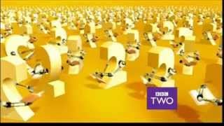"""BBC Two - 2001-2007 - """"Personality 2s"""" Idents: Compilation v2"""
