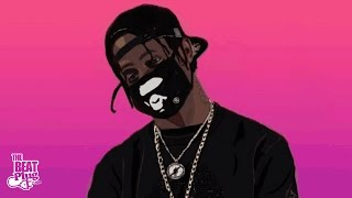 "Travis Scott ft Young Thug Type Beat ""Agua"" 