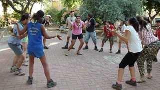 Danza scout : En la selva me encontré
