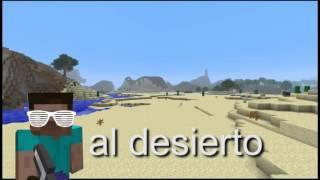 Minecraft   'Minero' ft StarkinDJ Parodia de 'Torero' de Chayanne