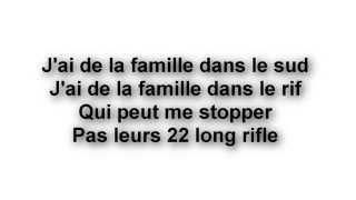 La Fouine Feat Reda Taliani - Va Bene Parole/Lyrics
