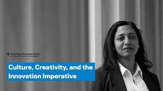 Corporate Culture & Innovation