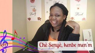 114 CDK | Chè Senyè, kenbe men-m| cover