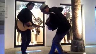 the men unplugged  -  wake me up (Coverversion von Avicii)
