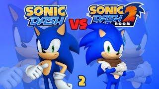 Sonic dash 2 sonic videos / InfiniTube