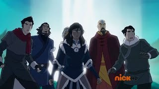 The Legend of Korra AMV ''Sanctuary'' Kingdom Hearts II Opening Song