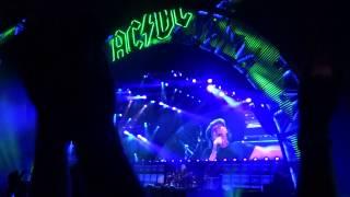 AC/DC - Dirty Deeds Done Dirt Cheap - Warszawa  25.07.2015 best sound