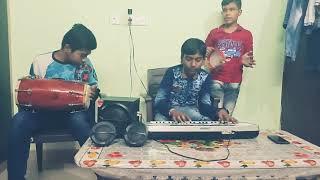AARTI KUNJ BIHARI KI !! Instrumental song by (V.J) Group
