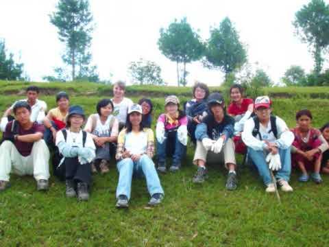 Nepal Life,  Banepa work camp , 2009 summer