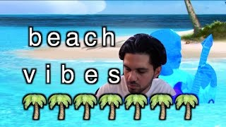 BEACH VIBES!! (how i make a really chill beat)