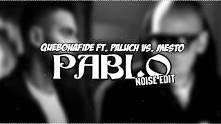 Quebonafide ft. Paluch vs. Mesto - Pablo (Noise VIP Edit)