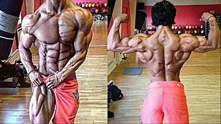 Shepol Lopehs - The Most Shredded Body In The World   Fitness Motivation width=