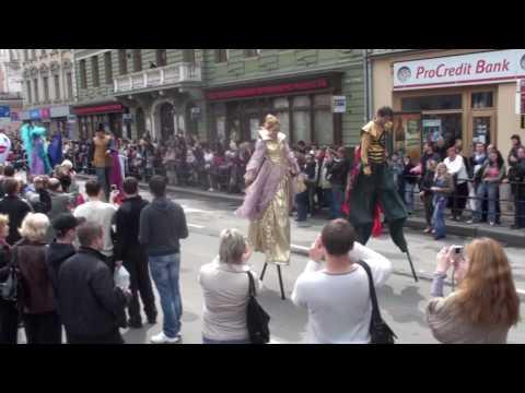 Lviv City Day 2010 – part 1