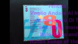 Best Italian Music of The Eighties Volume 3