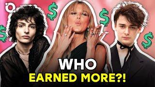 Stranger Things: Real Cast Salaries Revealed   ⭐OSSA Radar
