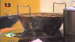 Flávio Furtado pega fogo à cozinha no 'Big Brother VIP'