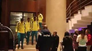 Projeto Nada Pra Fazer Invade Ônibus Do Palmeiras  (Vou Pro Sereno)