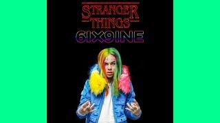 6IX9INE SYNTHWAVE | Gummo x Stranger Things theme song MASHUP
