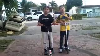 Spring Break fun Scooter Fun