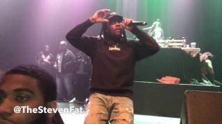 Wale - Girls on Drugs  (Live @ The Norva 10-29-2016)