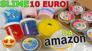 SLIME DA 10 EURO COMPRATI DA AMAZON! DELUSIONE?! Iolanda Sweets