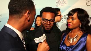 Travis Greene Interview - Celebration Of Gospel 2016 (@TravisGreeneTV)