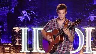 Phillip Phillips -- Superstition and Thriller -- American Idol Audition 2012