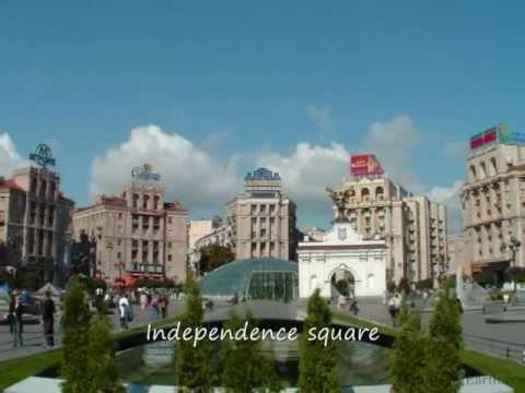 Travel to Kiev, Ukraine