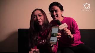 Berani Bongkar isi Handphone, Aura Kasih Jawab Tantangan Morgan Oey
