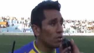 Eli Sanches Jugador del Deportivo Unicachi