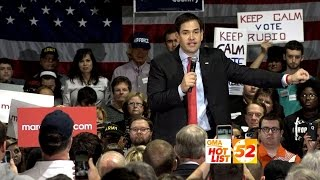 'GMA' Hot List: Marco Rubio on GOP Race and Neve Campbell Live