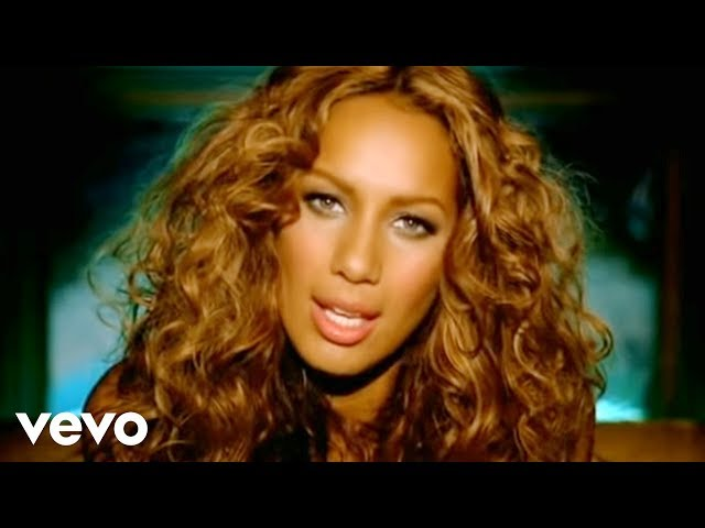 "Vídeo oficial de ""Better In Time"" de Leona Lewis"