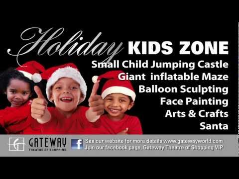 Gateway's Holiday Kids Zone